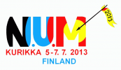 Nordic Youth Archery Championships 2013