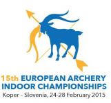 European Archery Indoor Championships 2015